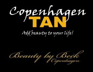 Book tid hos CopenhagenTAN / Beauty by Beck