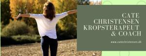 Book tid hos Cate Christensen - Kropsterapeut & Coach