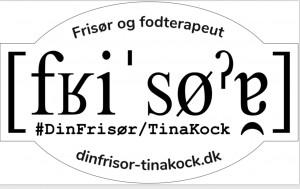 Book tid hos DinFrisør/TinaKock Aps