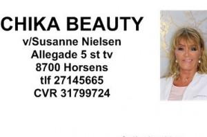 Book tid hos Chika Beauty