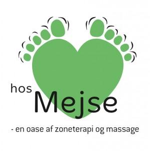 Book tid hos hos Mejse - zoneterapi og massage