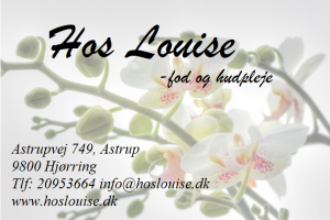 Book tid hos Hos Louise