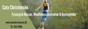 Book tid hos Cate Christensen - Fysiurgisk Massør, Kosmetolog & Kostvejleder